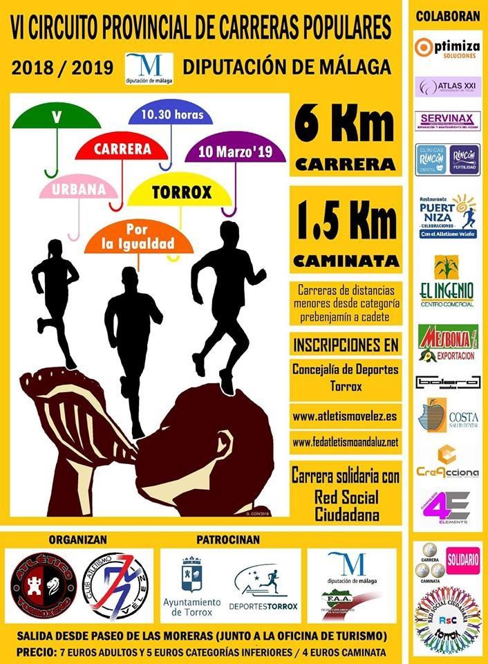 6km Run Torrox