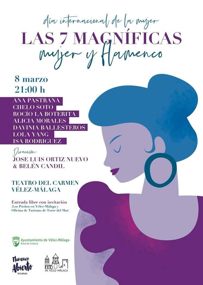 Flamenco at Teatro del Carmen, Velez-Malaga