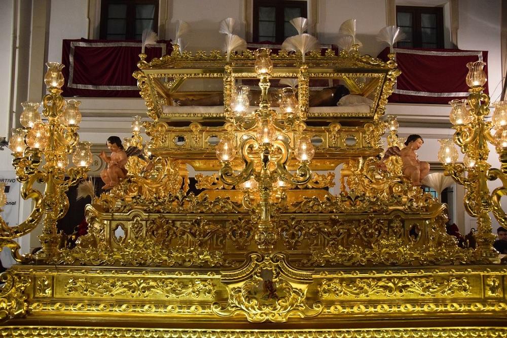 Friday Semana Santa, Velez-Malaga