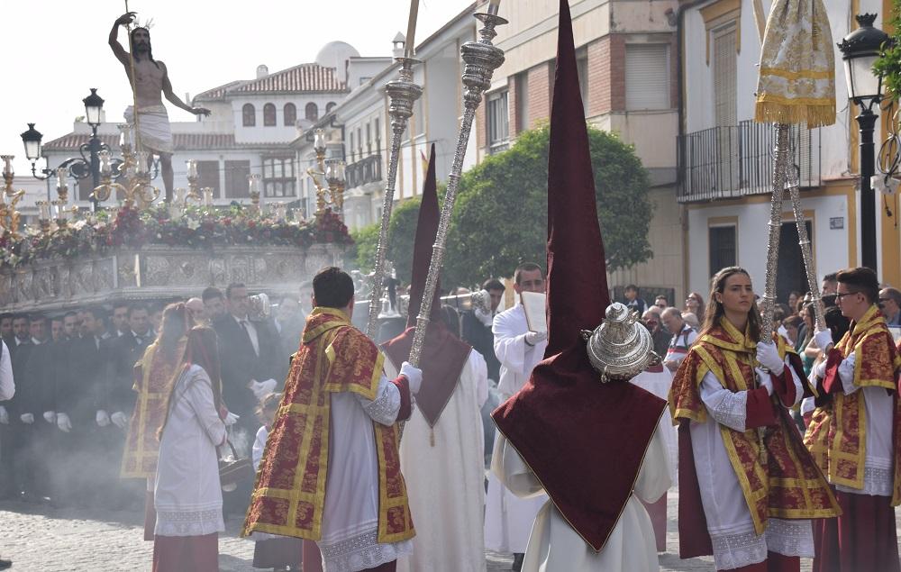 Easter Sunday, Velez-Malaga
