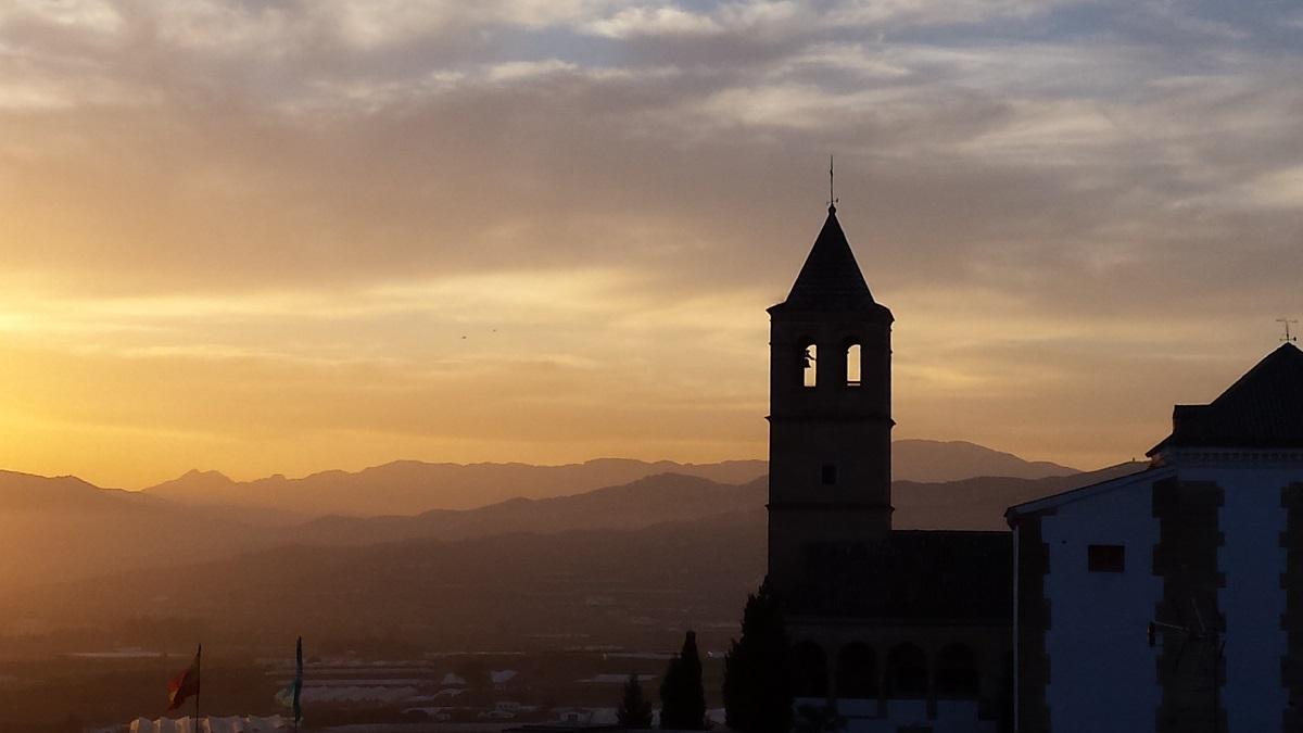 Iglesia de Santa Maria, Velez-Malaga