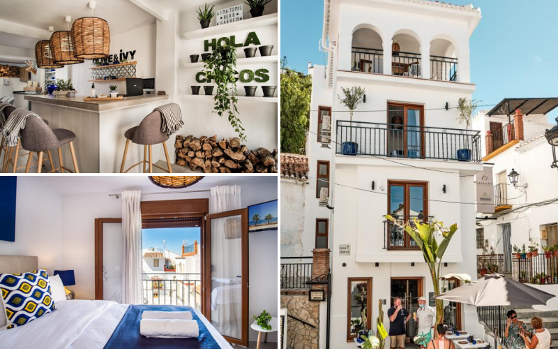 Olive & Ivy Guesthouse, Canillas de Aceituno