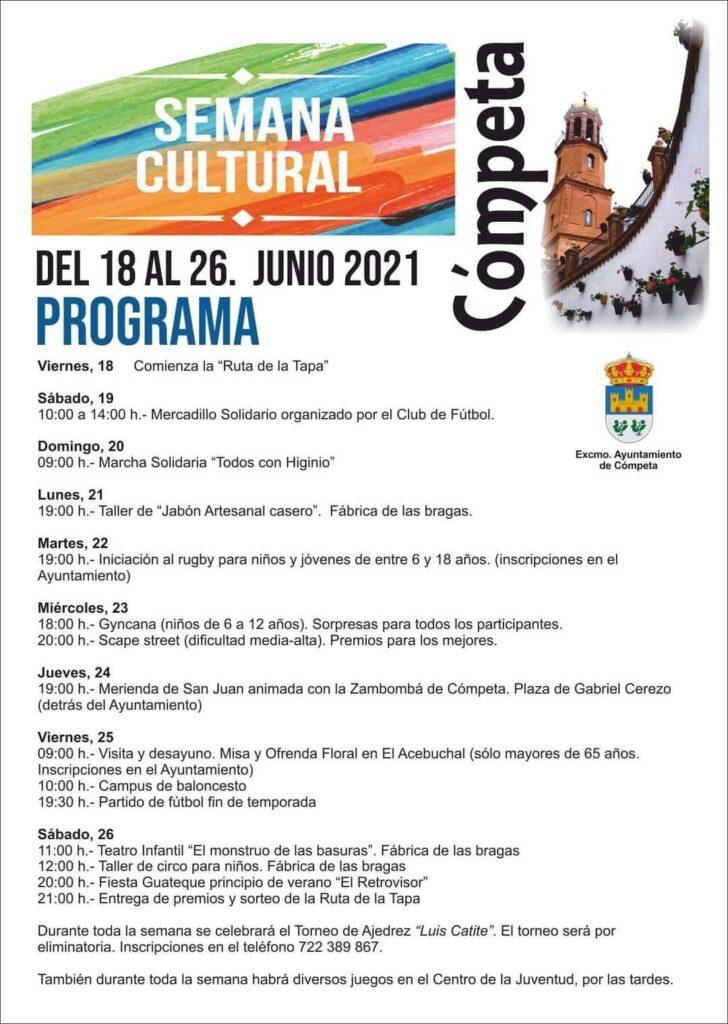 Competa culture week