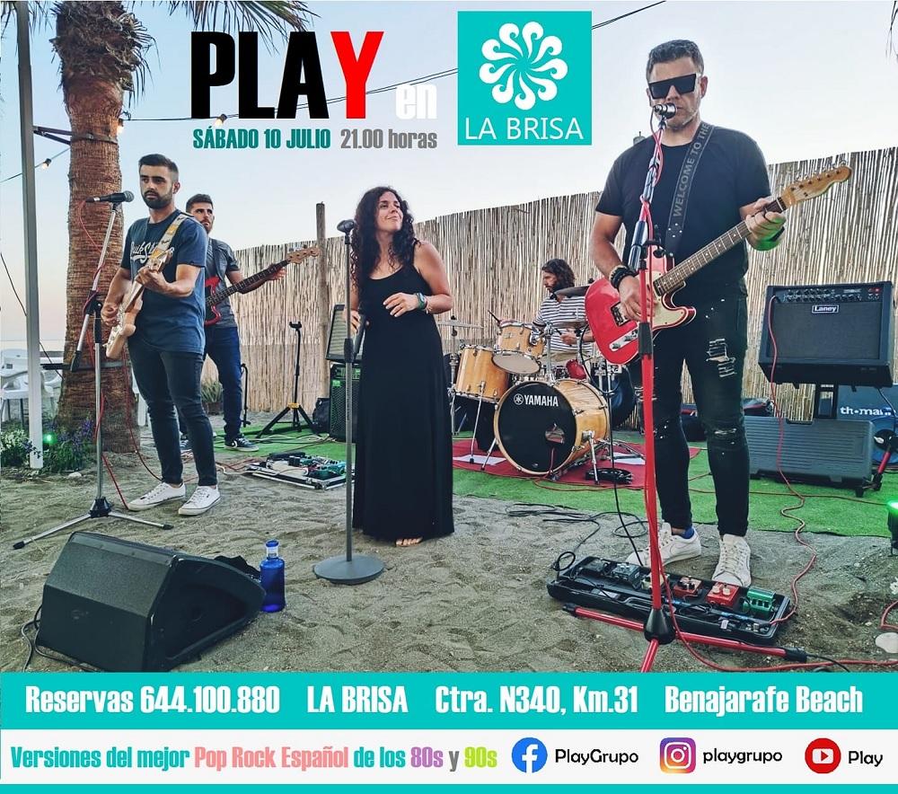 Live music in La Bresa