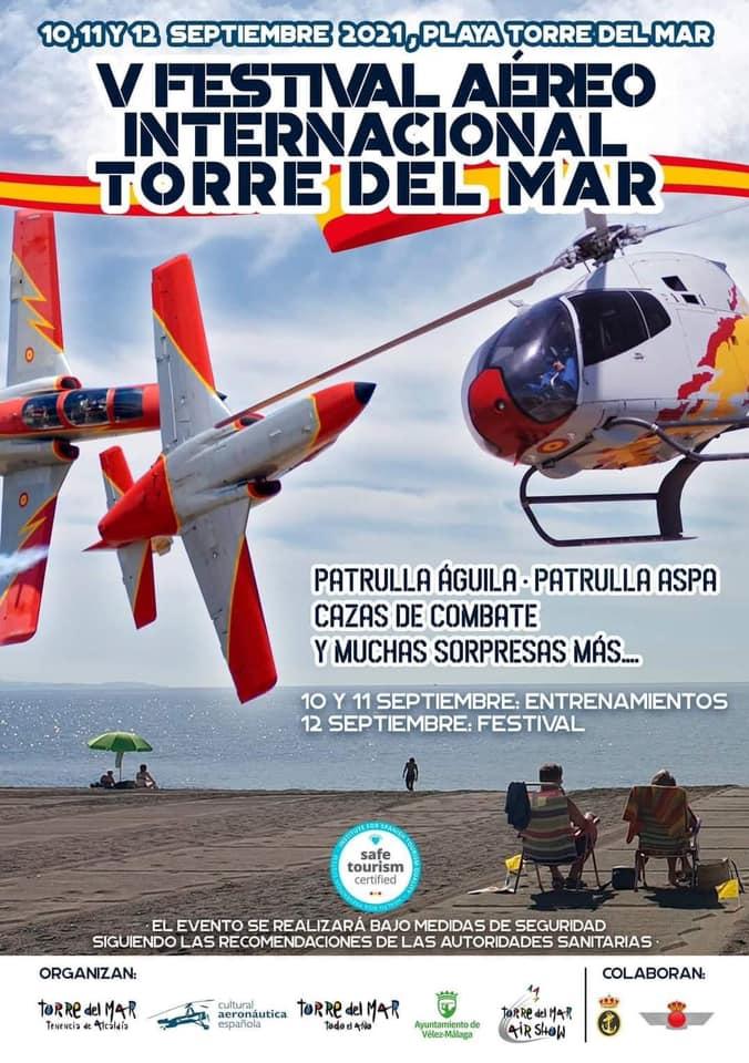Torre del Mar Airshow 2021